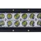 Rampe - barre de 100 LED CREE feu additionnel 300W incurvé - 1350mm