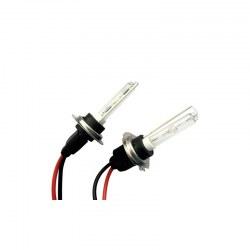 Ampoules xnon métal H7R 100W de rechange vendues par paire