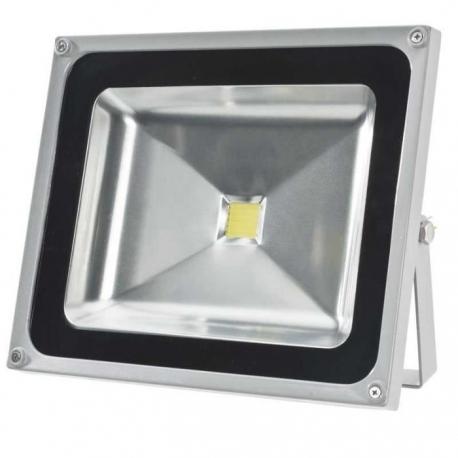 projecteur 220v led 50w ext rieur ip65 equivalent 500w. Black Bedroom Furniture Sets. Home Design Ideas
