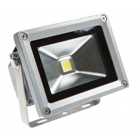 Projecteur 220v led 10w ext rieur ip65 equivalent 80w for Spot led exterieur 220v