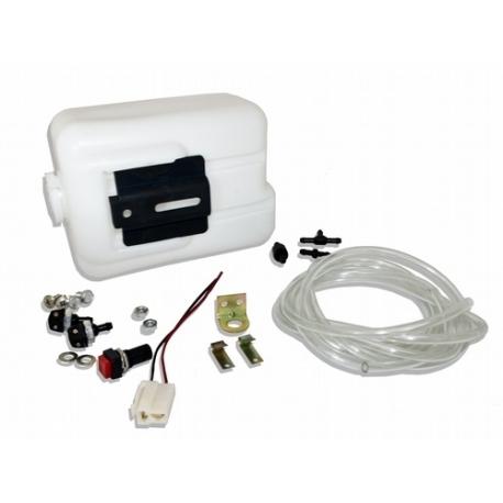 Kit lave-phares haute pression complet pour feux xenon HID