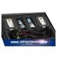 Kit xenon quick start H4 55W Canbus CCX allumage rapide pour feux de route