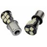 Ampoules LED P21W BA15S 1156 CANBUS - Blanc