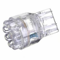 Veilleuses T20 LED ampoules LED W21W - blanc