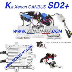 Kit xenon HID H7 35W Canbus slim CN Light SD2 plus