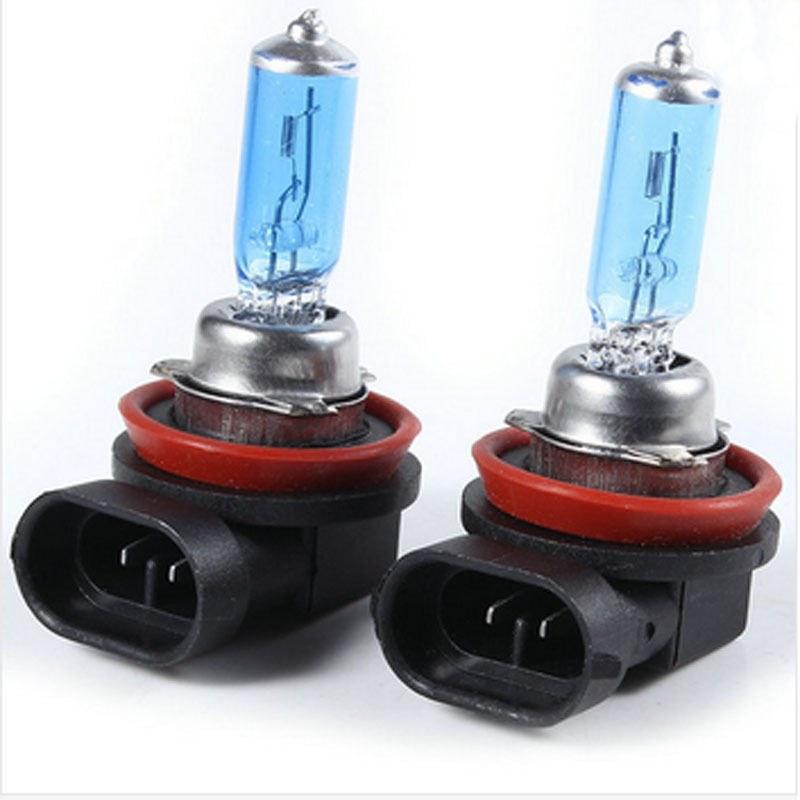 ampoules h11 100w effet xenon 6000k next tech. Black Bedroom Furniture Sets. Home Design Ideas