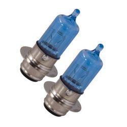 Ampoule BA20D effet xenon 35W 6000K Next-Tech®