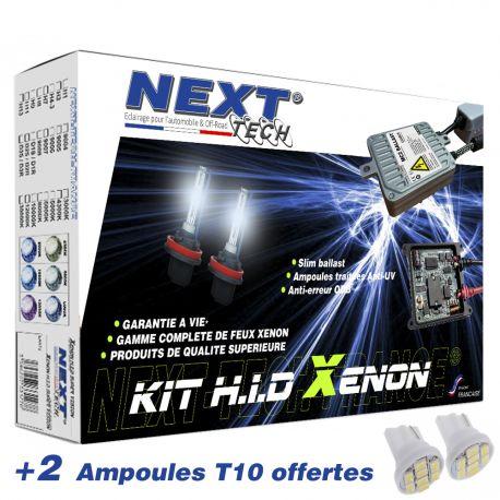 Kit bi-xénon H15-2 55 Watts ONE anti-erreur intégré au ballast voiture