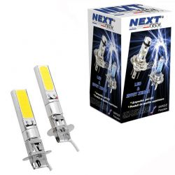 Ampoules H3 LED 30W 270° blanc - Next-Tech®