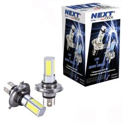 Ampoules H4 30W LED 270° blanc - Next-Tech®