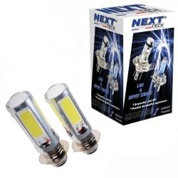 Ampoules H6M 35W LED blanc - Next-Tech®