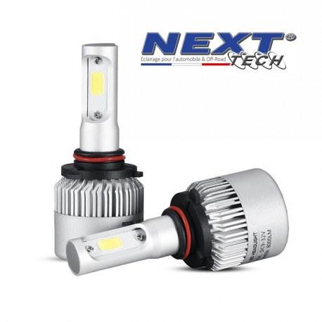 Ampoules H1 LED ventilé 75W blanc haute puissance