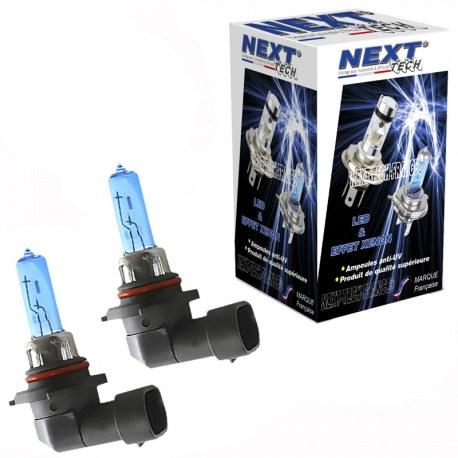 Ampoules H7 55W effet xenon 6000K Next-Tech®