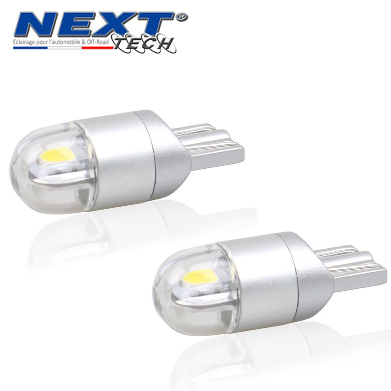 Ampoules Voiture Led We29idh Moto W5w T10 Blanc Auto Ygbf6Iv7y