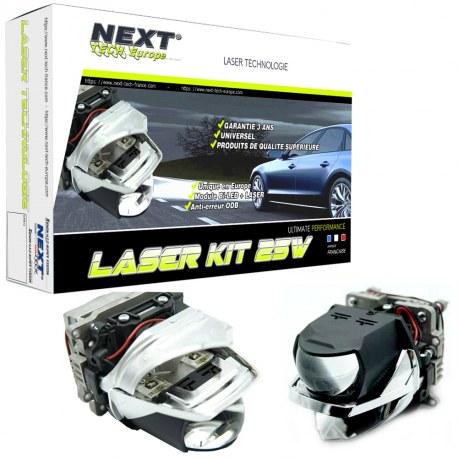 modulex feux laser voiture 25W pour véhicule - universel - Next-Tech®