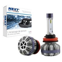 Ampoules Canbus LED H11 55W ventilées haut de gamme Next-Tech®
