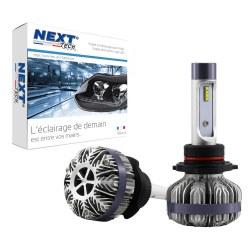 Ampoules Canbus LED HB3 9005 55W ventilées haut de gamme Next-Tech®