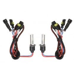 Ampoules xénon métal H3R 35Watts de rechange vendues par paire