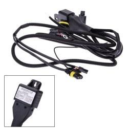 Faisceau de cable avec relais Hi/Lo de rechange pour kit xénon H4-3