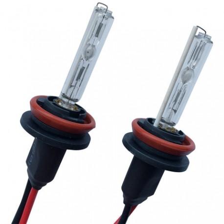 Ampoules xénon H11 35Watts de rechange - Vendues par paire