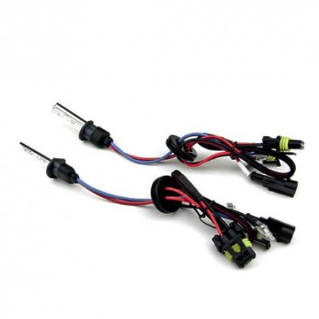 Ampoules xénon H1 55Watts de rechange - Vendues par paire
