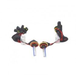 Ampoules xénon métal H9R 55Watts de rechange vendues par paire
