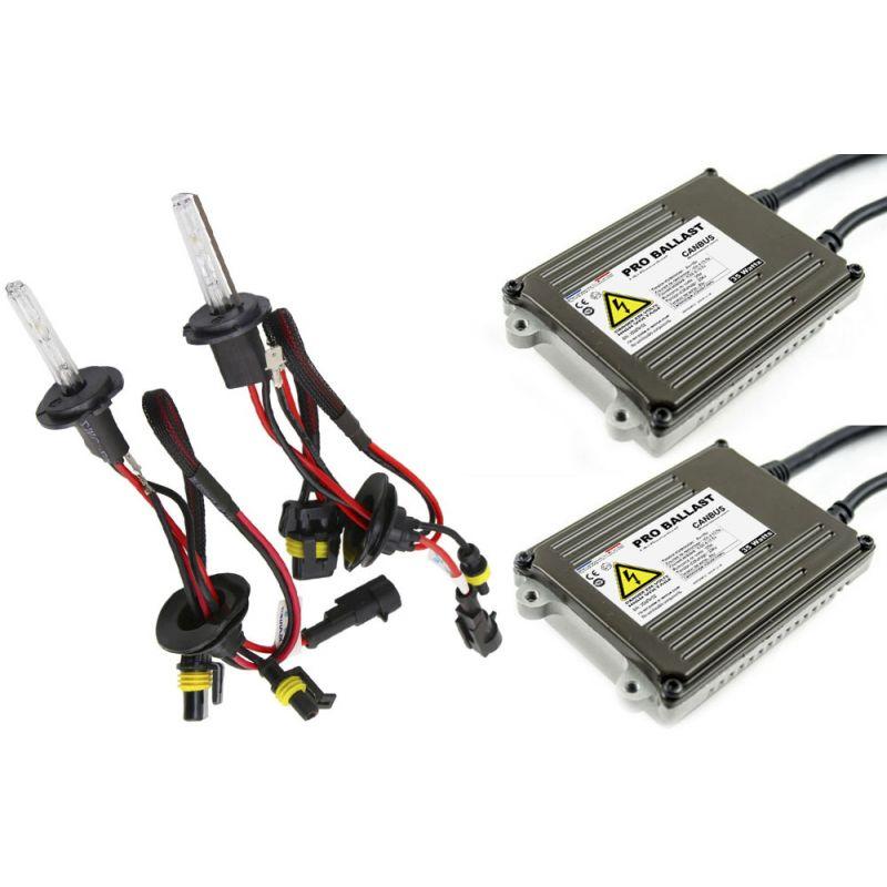 kit x non h7 55 watts pro canbus anti erreur haut de gamme voiture. Black Bedroom Furniture Sets. Home Design Ideas