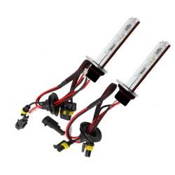 Ampoules xénon métal H1R 35Watts de rechange vendues par paire