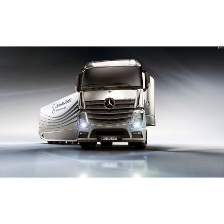 Kit xénon H4-3 55 Watts TCS 24 Volts CANBUS pour camion et camping car
