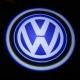 Lumière Coming Home LOGO laser pour portière - Volkswagen VW1