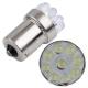 Ampoules P21W BA15S 1156 à 9 LED Blanc